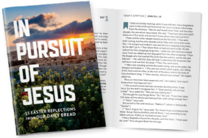 In Pursuit of Jesus
